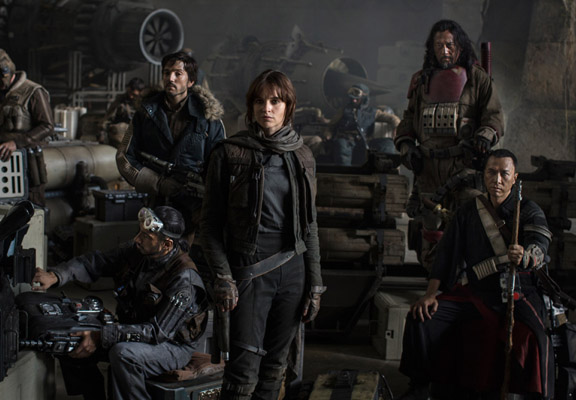 Things Look Bleak For The Rebellion In New Star Wars Rogue One Trailer rogue one featured
