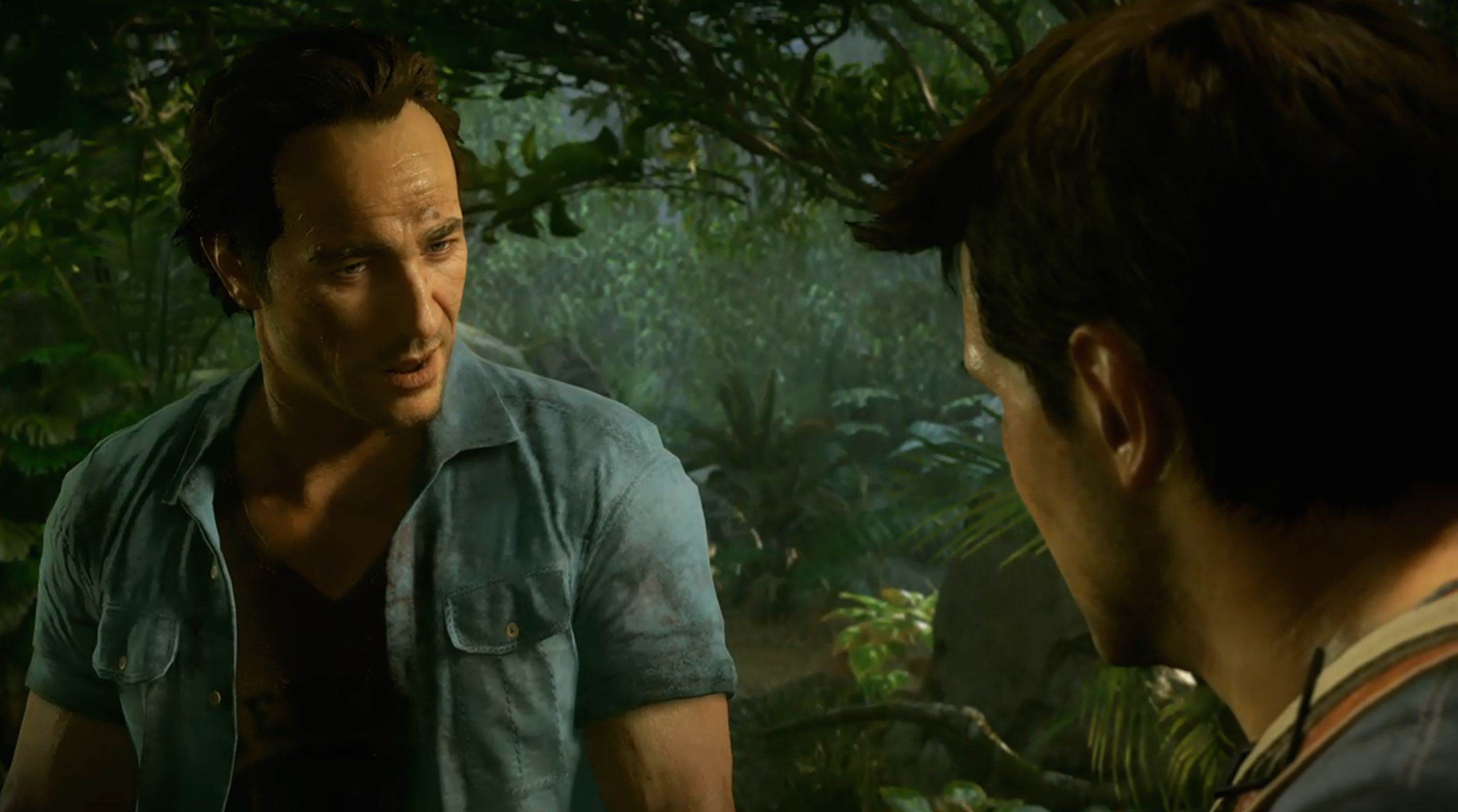 Uncharted 4 Opening Sequence Will Blow You Away, Says Dev screen shot 2014 12 06 at 1 28 55 pm 0 uncharted 4 sam drake may not be the brother we think he is png 294475