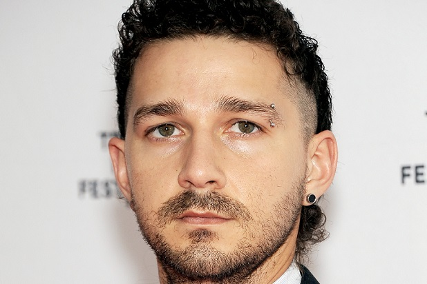 Shia LaBeouf Left This Voicemail For Lookalike Who Got Punched shia labeouf 1