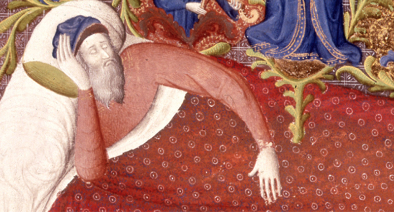 Having Trouble Sleeping? You Could Try These Bizarre Medieval Rituals sleepfb