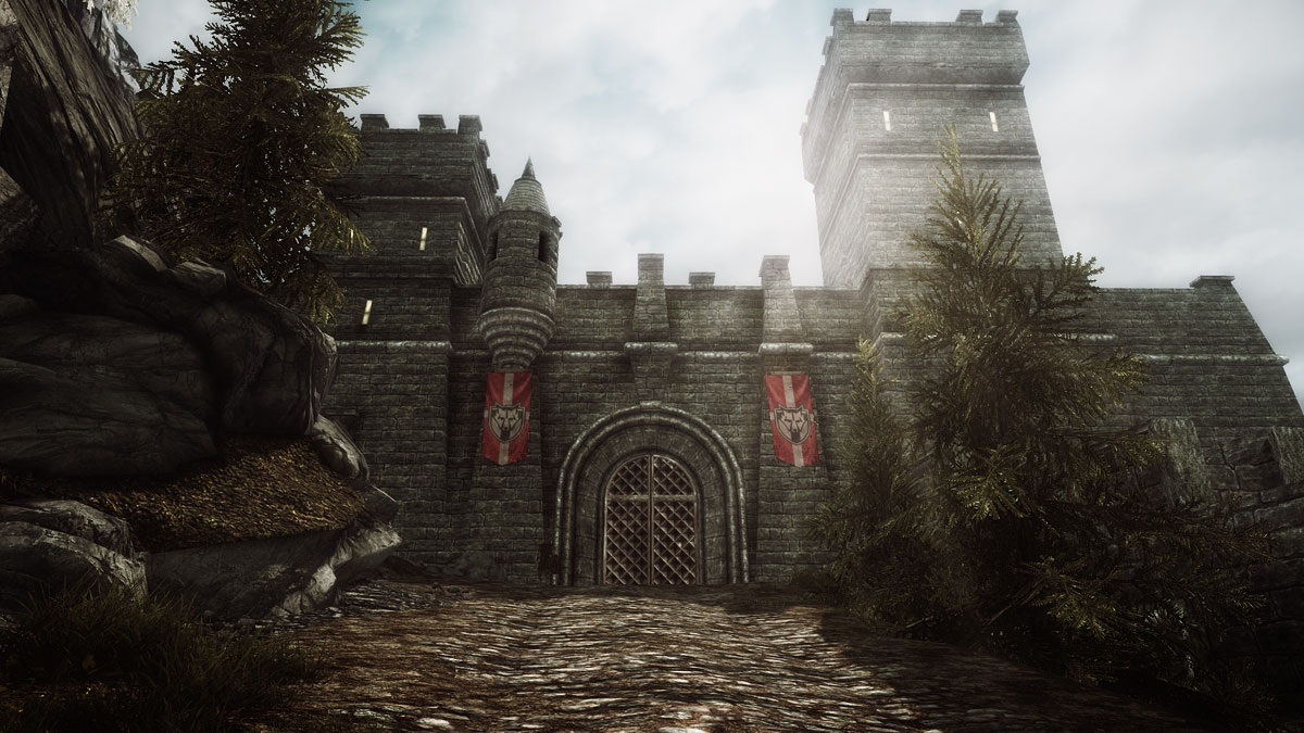 Skyrim Mod Breathes New Life Into The Games Cities solitude main gate