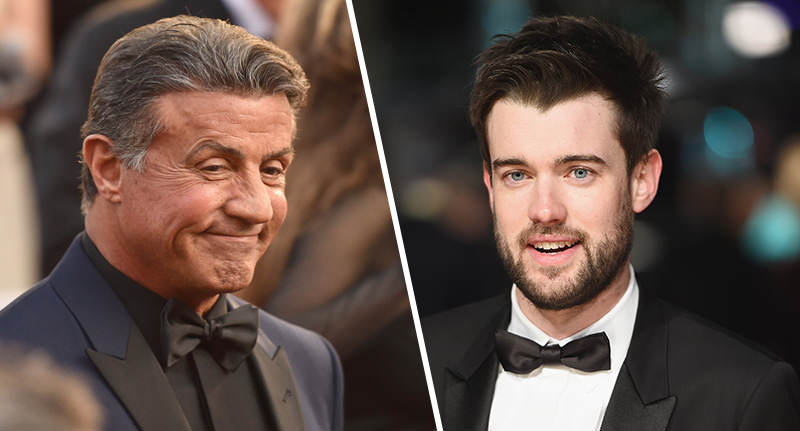 Sylvester Stallone Vs Jack Whitehall Might Be The Weirdest Celebrity Feud Ever stallone whitehall FB