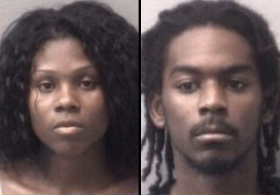 Sh*t Escalated Quickly After This Couple Were Given The Wrong Chicken Wings suspect 1