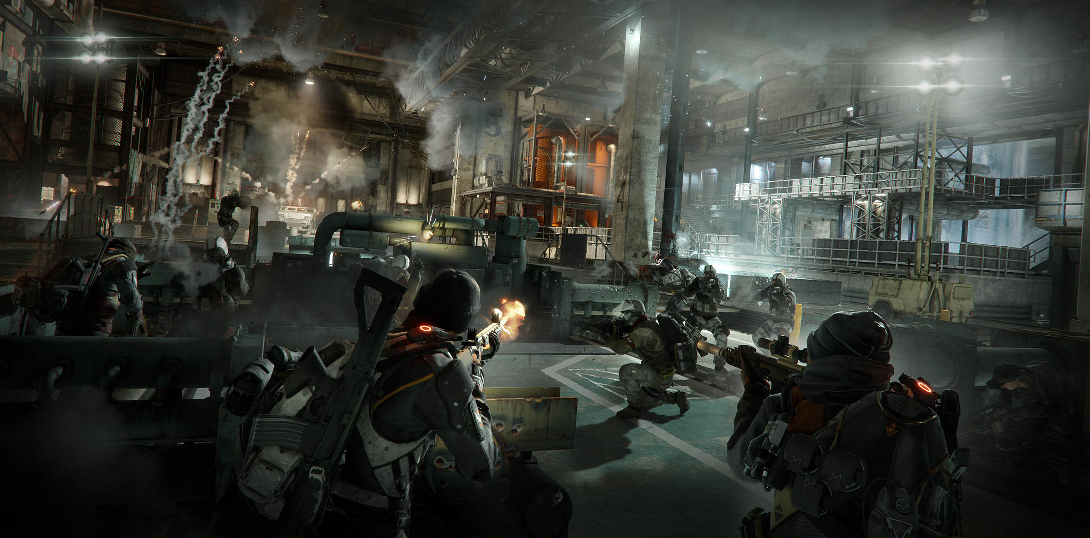 The Divisions Massive April Update Gets Launch Trailer tctd incursions action