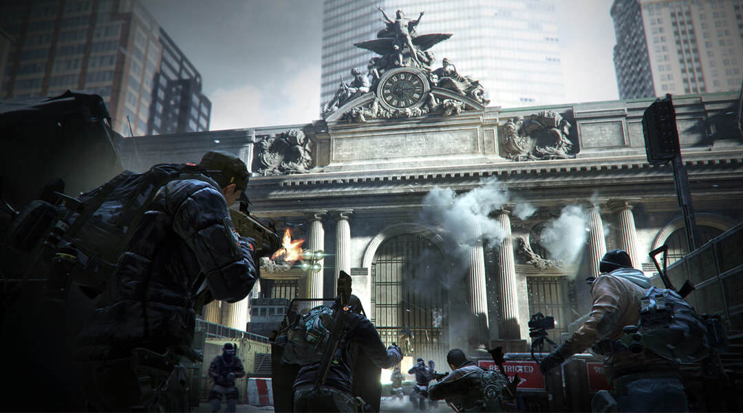 Ubisoft Release Images Of The Divisions First Raid the division 8 player raids