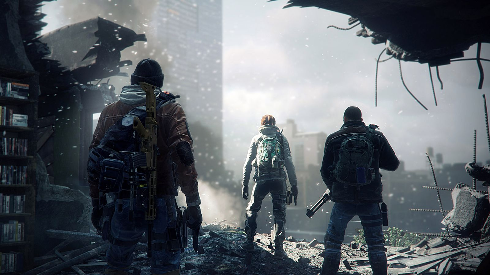Ubisoft Threatens To Punish Players Who Use Popular Exploit In The Division the division incursion dlc.0.0