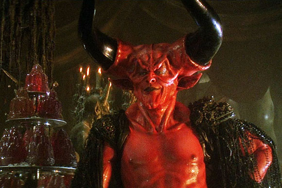 Heres Why Satanic Temple Are P*ssed Off With U.S. Presidential Hopeful timCurryLegend top10films