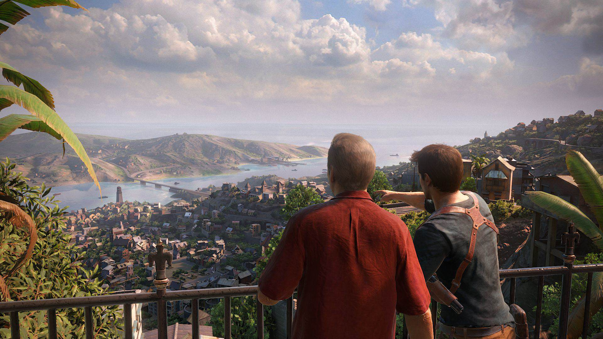 Uncharted 4 Opening Sequence Will Blow You Away, Says Dev uncharted 4 first 15min screen 14
