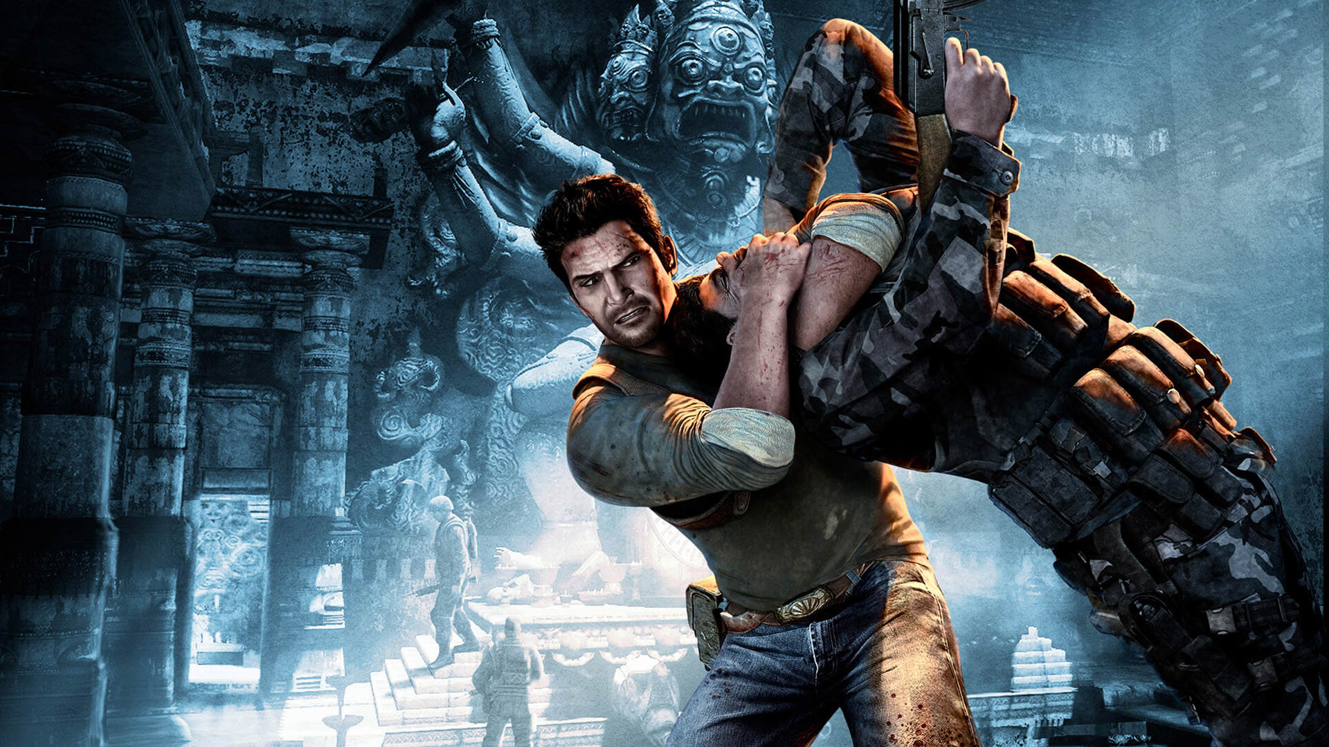 Fan Video Brilliantly Recaps Uncharted Trilogy In Under 10 Minutes uncharted04