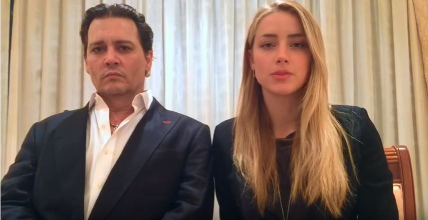 Johnny Depp and Amber Heards Apology Video Looks Like Something Out Of North Korea video1
