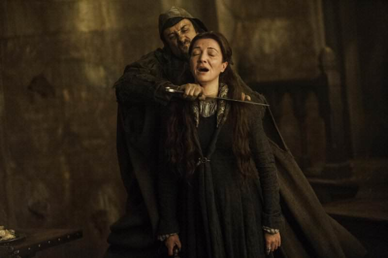 Game Of Thrones Writer Reveals Secrets Of Red Wedding Via Twitter wedding