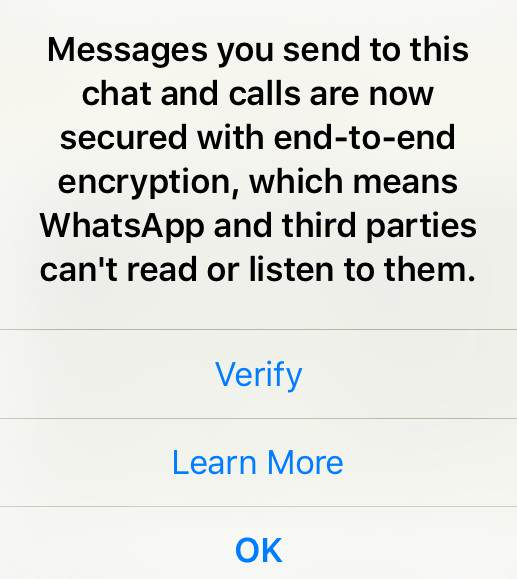 Dont Worry If  You See This Message On WhatsApp whatsapp