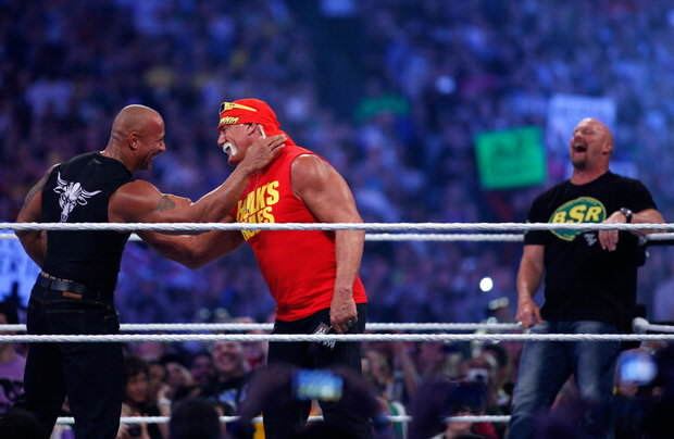 wrestlemania moments 1