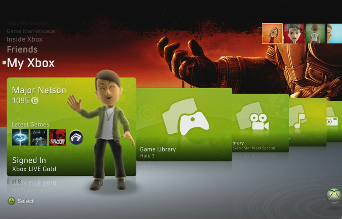 Former Director Claims Xbox Live Changed Gaming Forever xboxlive screenshot3