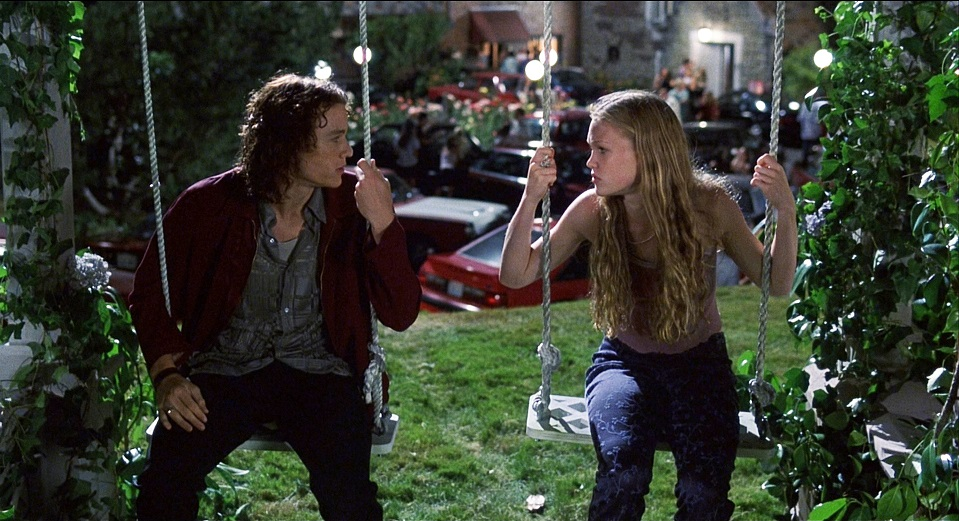 How To Tell If The Film You're Watching Is A Rom Com 10 things i hate about you