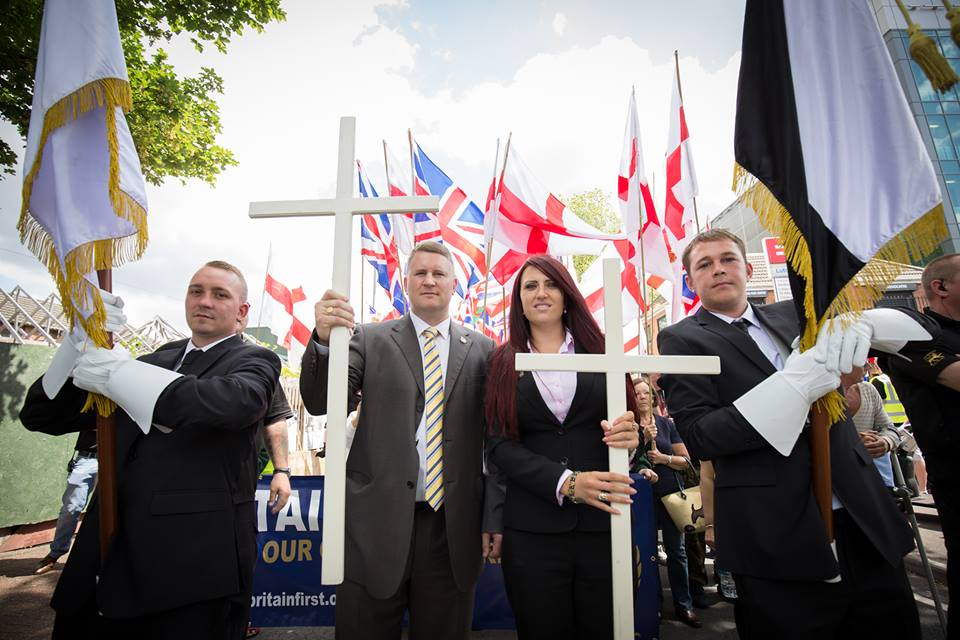 Britain First Goes To New Extremes With Latest Threat Of Direct Action 13139369 1028098104002117 8140707972185312278 n