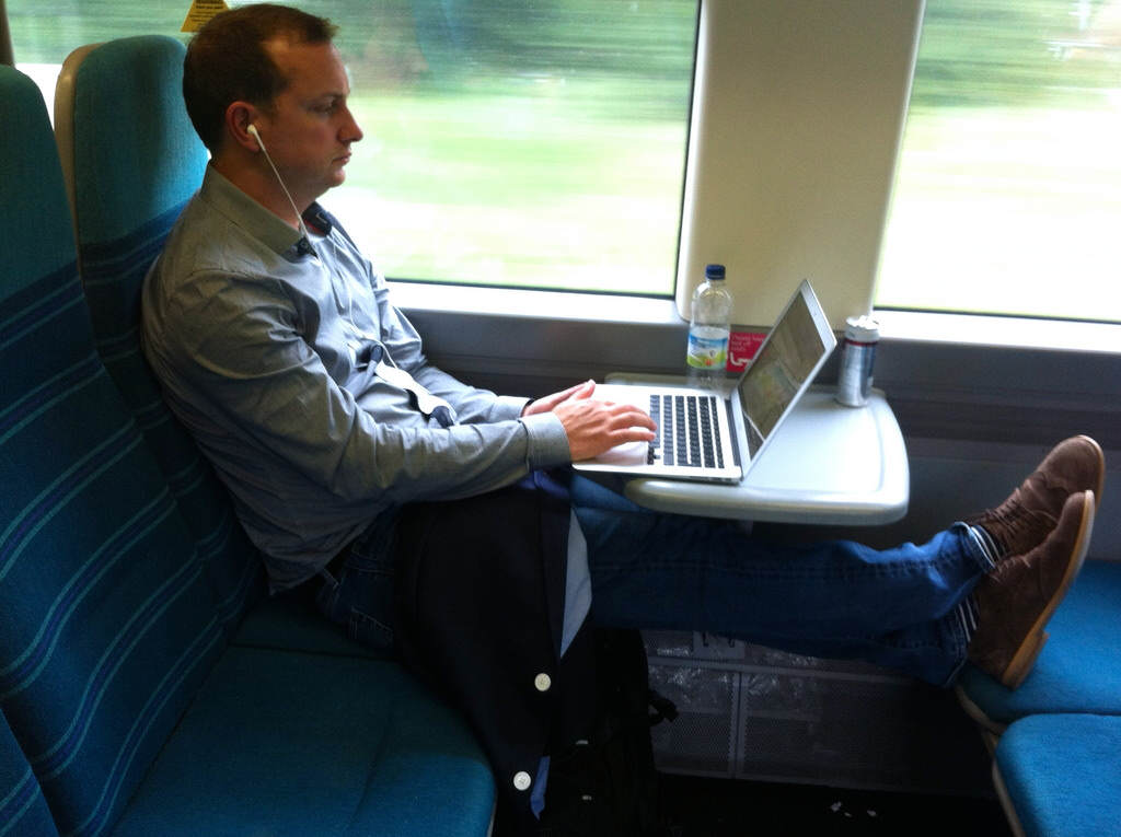 Trains Will Have Hidden Cameras To Catch You With Your Feet Up 15120990666 ca59251eee b