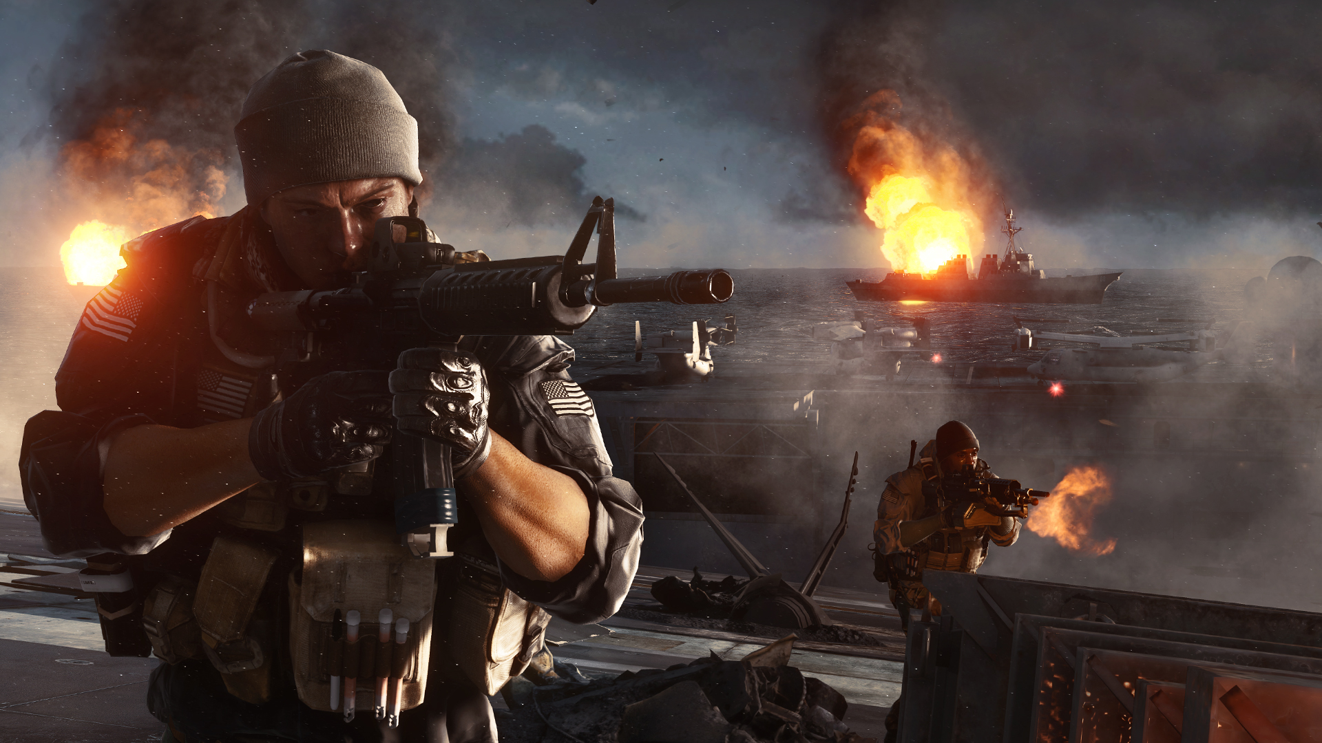 Download Wallpaper 1280x1280 Battlefield 4 Game Ea: EA Offering Free DLC For Battlefield Games
