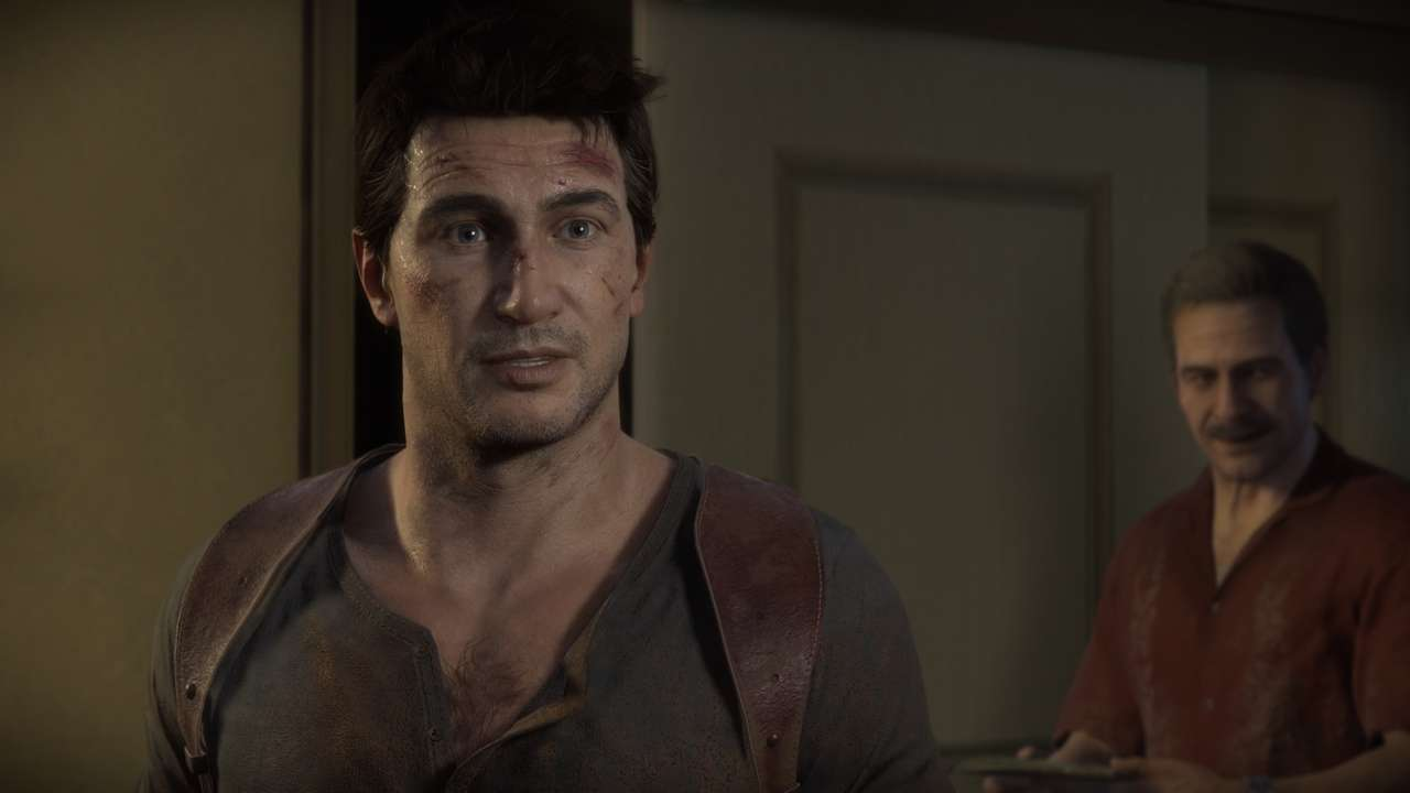 Uncharted 4 Platinum Trophy Owners Receive This Cool Gift 2886497 uncharted 4 drake surprised