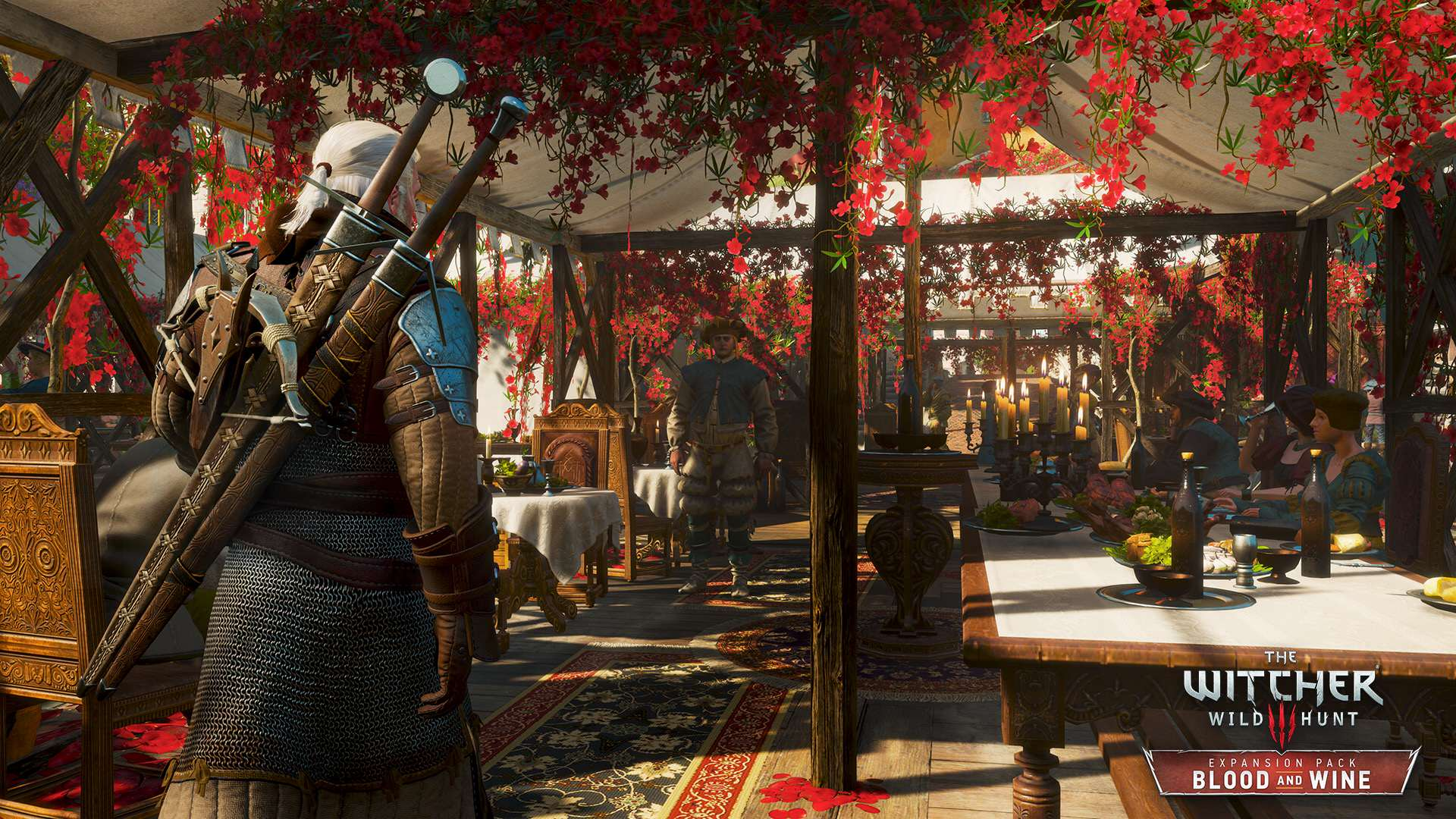 Gorgeously Gory Trailer For Witcher 3s Blood And Wine DLC Drops 3052433 the witcher 3 wild hunt blood and wine beauclair is all kinds of fancy rgb en