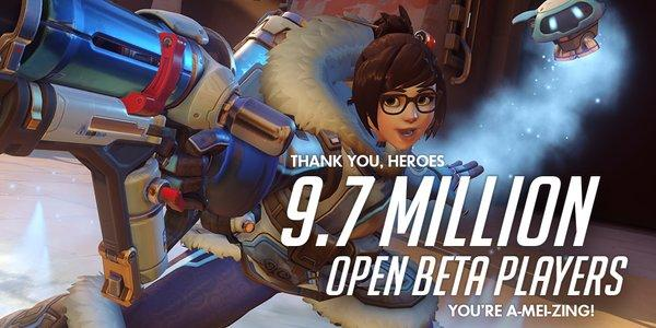 Overwatch Beta Smashes All Expectations For Blizzard 3061912 ow