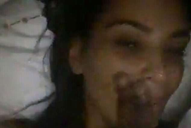 Kim Kardashian Shares Intimate Video Of Her And Kanye In Bed 3472D0C700000578 0 image m 44 1463806309278 634x426
