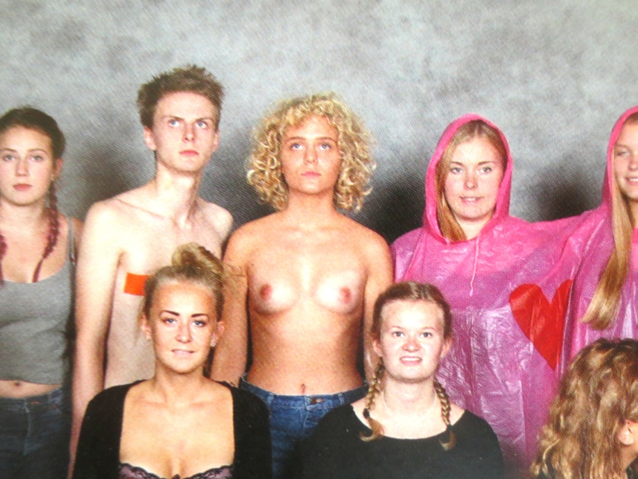 Swedish Student Defends Her Topless Yearbook Photo 35758 img 8602