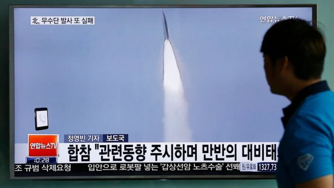 North Korea Missile Threat Flops After They Fail To Get It Up 89839542 89839540