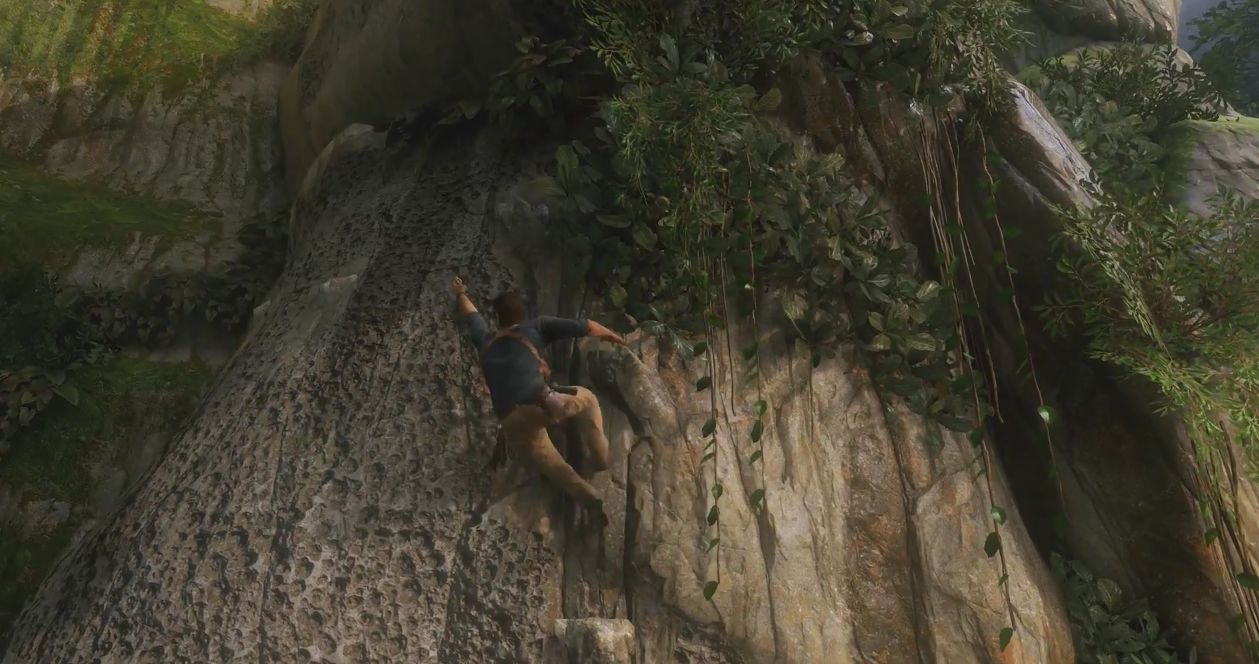 Naughty Dog Reveal What Was Cut From Uncharted 4 %name