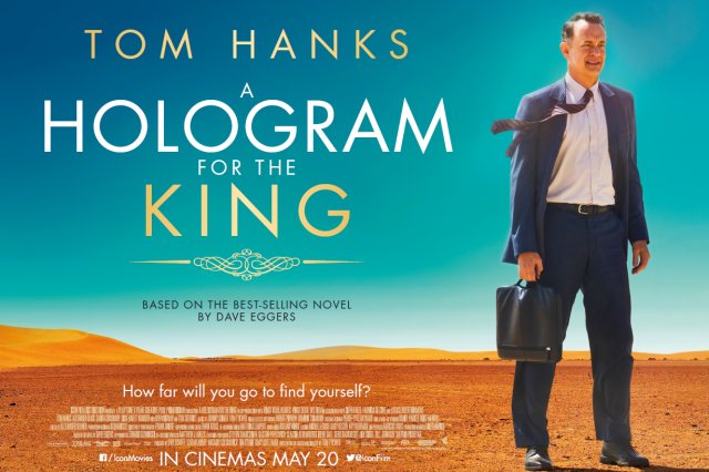 Image result for The Hologram For The King