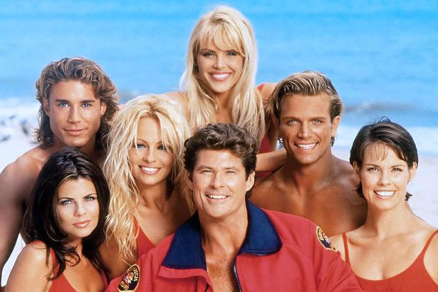 Baywatch Stars Would Sneak Off To Have Sex On Set, Apparently Baywatch