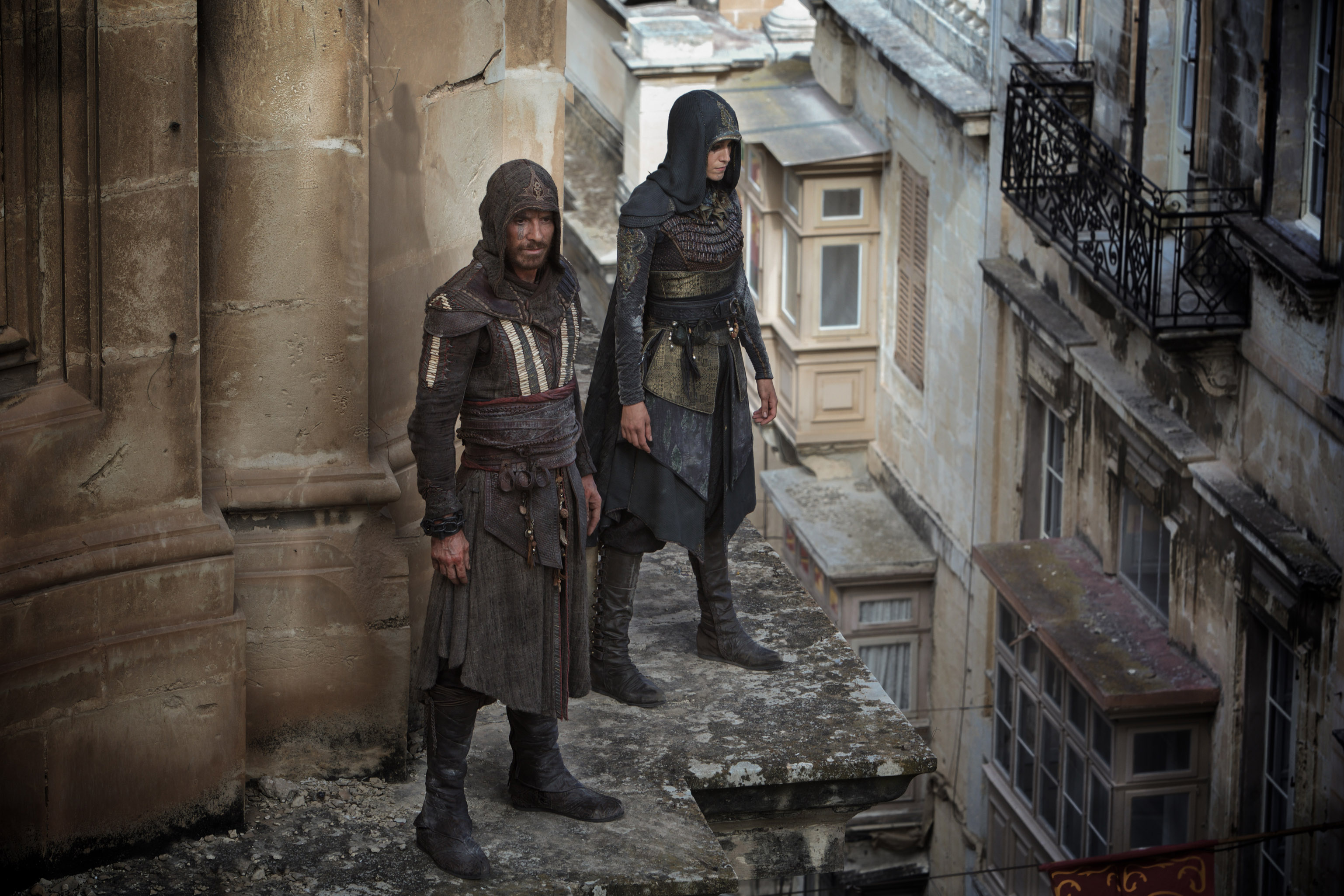 Assassins Creed Movie Gets First Trailer DF 01042