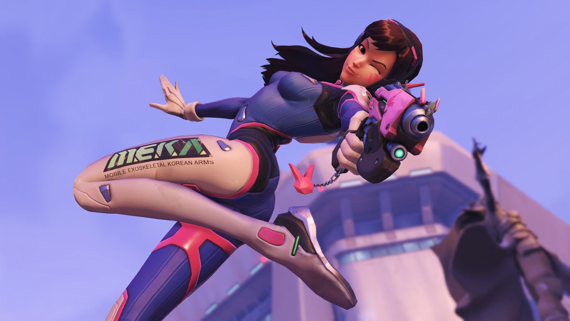 Blizzard Explain How Overwatch Picks Play of the Game Moments DVa 005.0