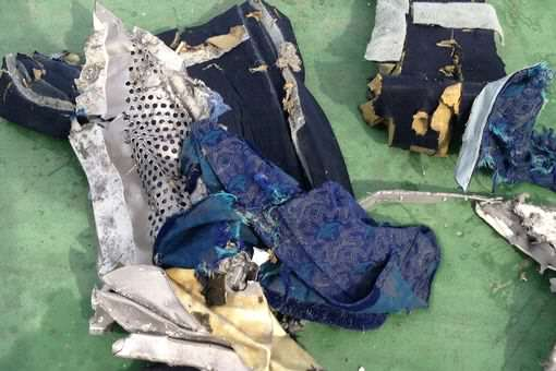 Egyptian Military Releases First Images Of EgyptAir Wreckage Debris of the Egyptair crash 2