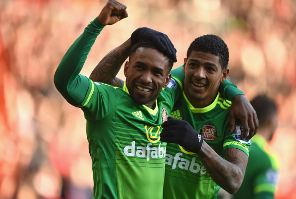Five Things The Premier League Taught Us This Weekend Defoe Sunderland Getty