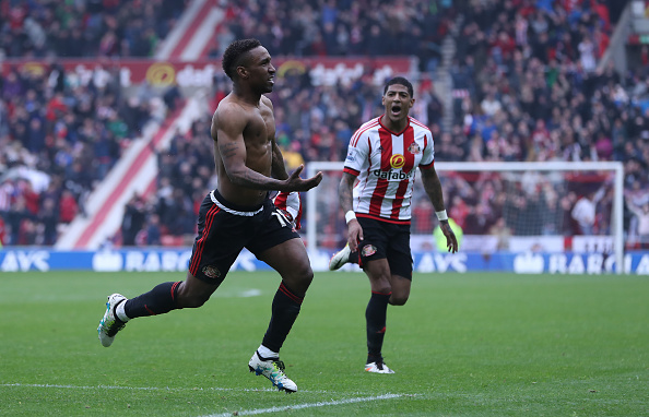 Jermain Defoe sunderland Football club