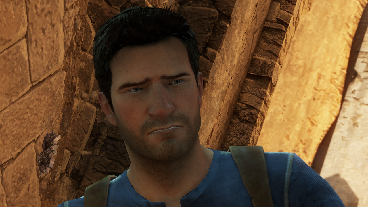 Why Its Time We Chilled Out Over Videogame Reviews Drakes sad face