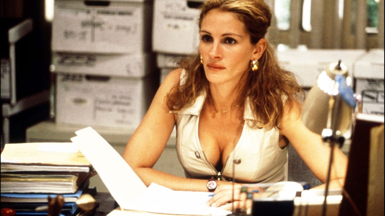 Heres How Much Julia Roberts Makes In One Day Erin Brockovich DI