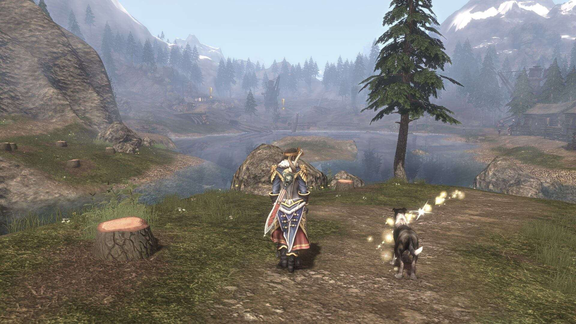 20 Years Of Games: A Look Back At Lionhead Studios Fable 3 PC 1