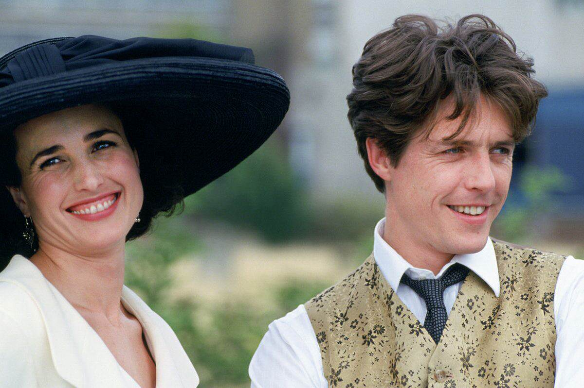 Four Weddings and a Funeral 1920x1080