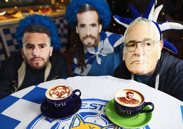 The City Of Leicester Has Gone All Out Supporting The Club Foxiccini