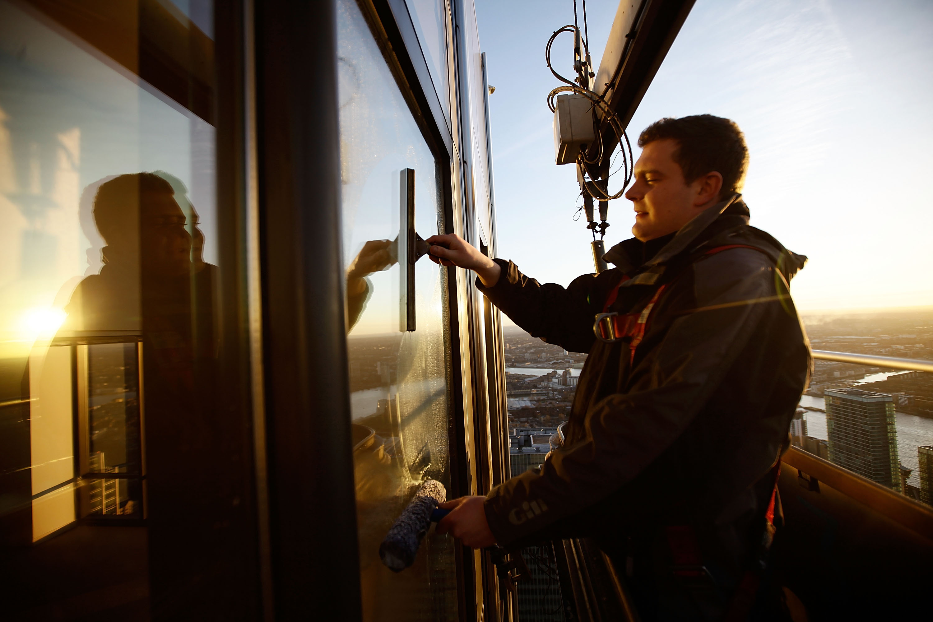 Window Cleaners Reveal The Weirdest Things Theyve Ever Seen GettyImages 108960740
