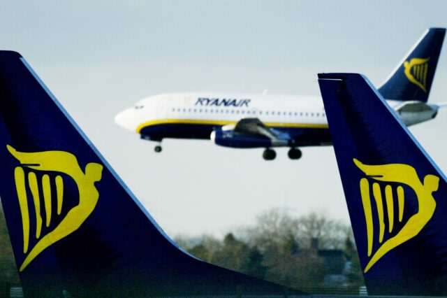 Ryanair Are Offering Super Cheap Flights If You Vote In The EU Referendum GettyImages 1760553 640x426