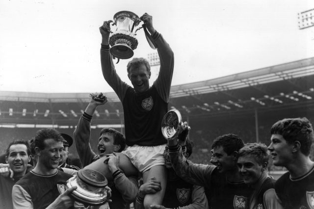 West Ham Winners