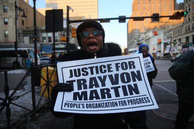 The Man Who Killed Trayvon Martin Plans On Auctioning The Gun For The Most Ridiculous Reasons GettyImages 475083051 640x426