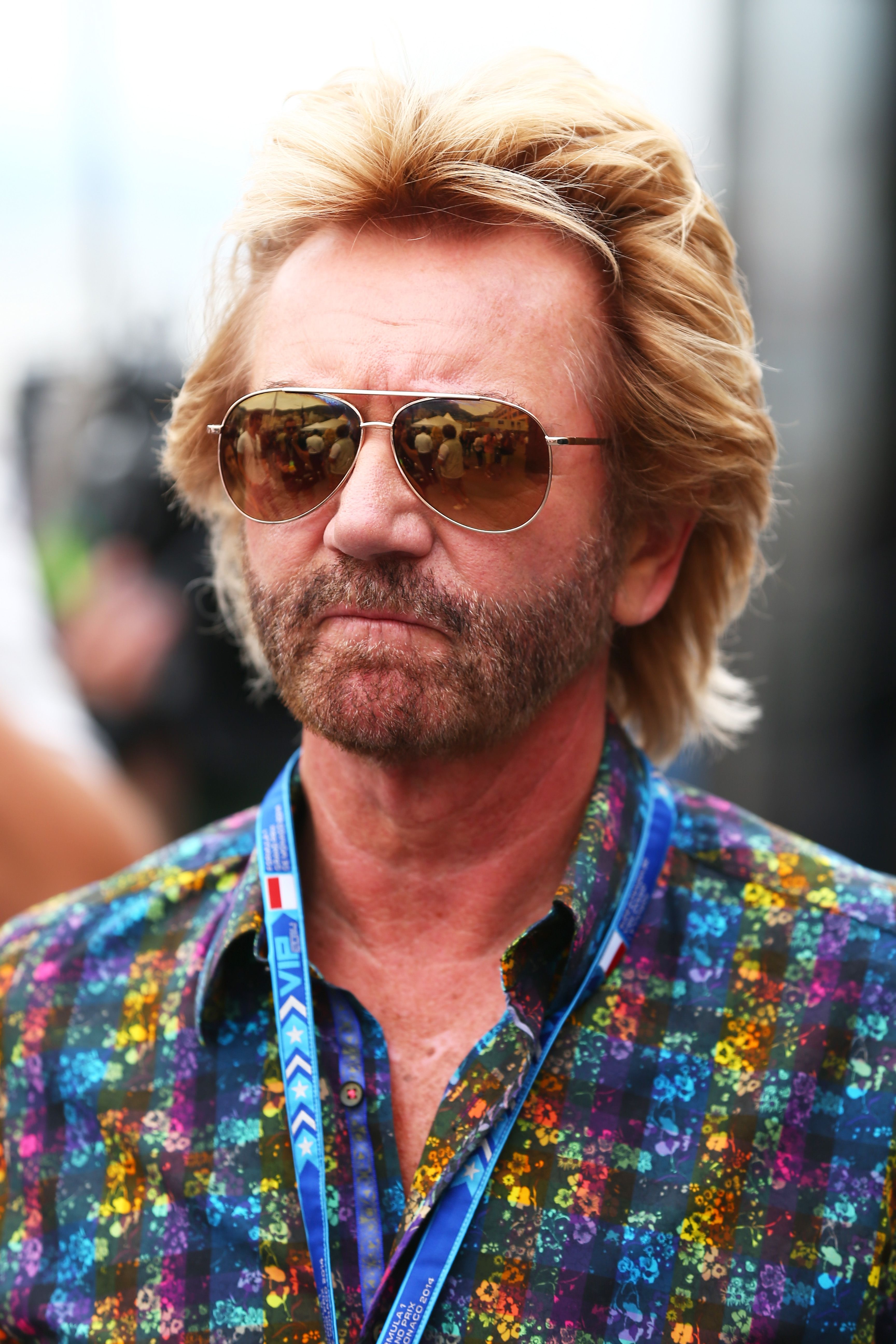 Noel Edmonds Mocks The BBC In Strangest Online Video Youll See Today GettyImages 494032789