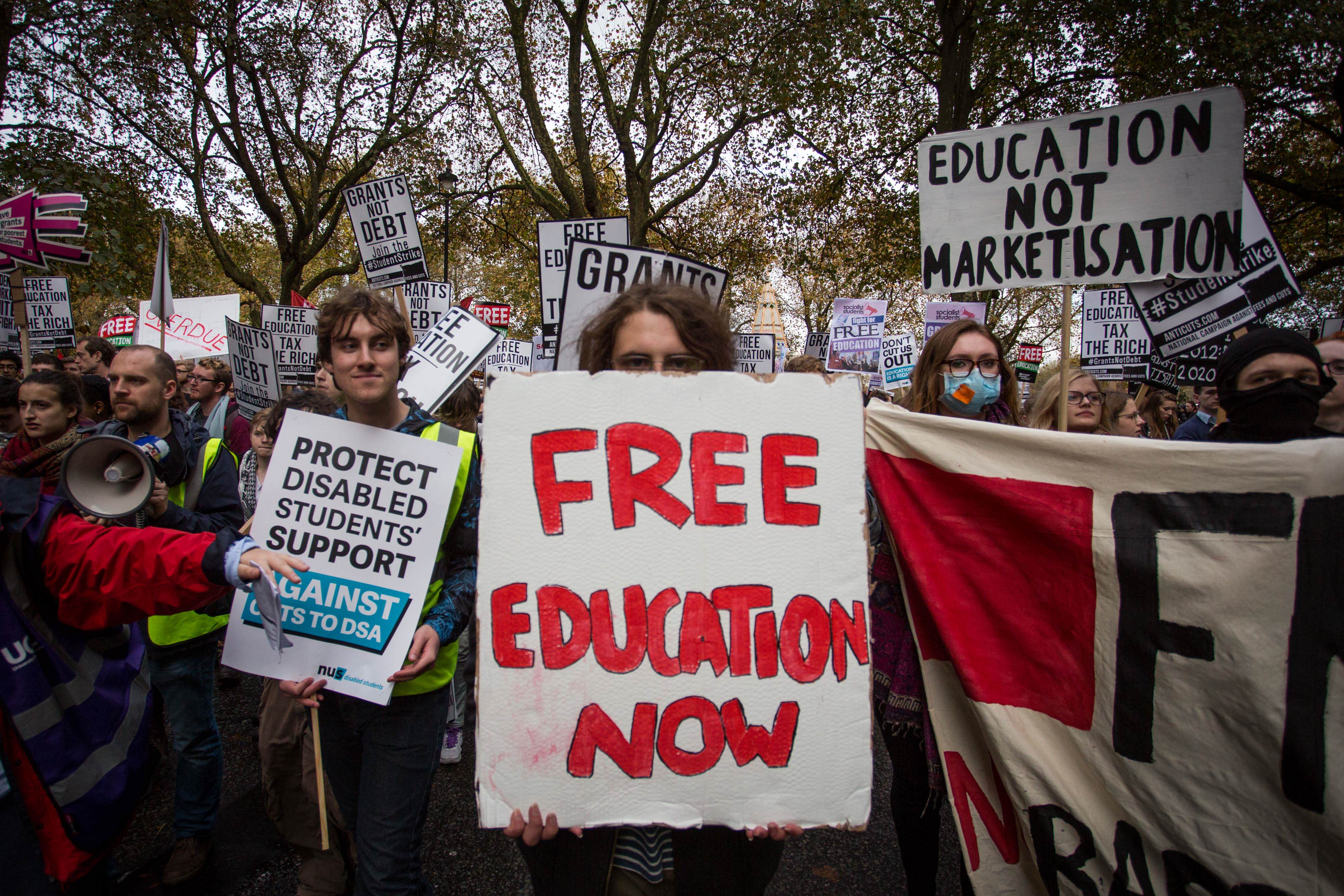 New Government Plans Are Bad News For Future University Students GettyImages 495633334