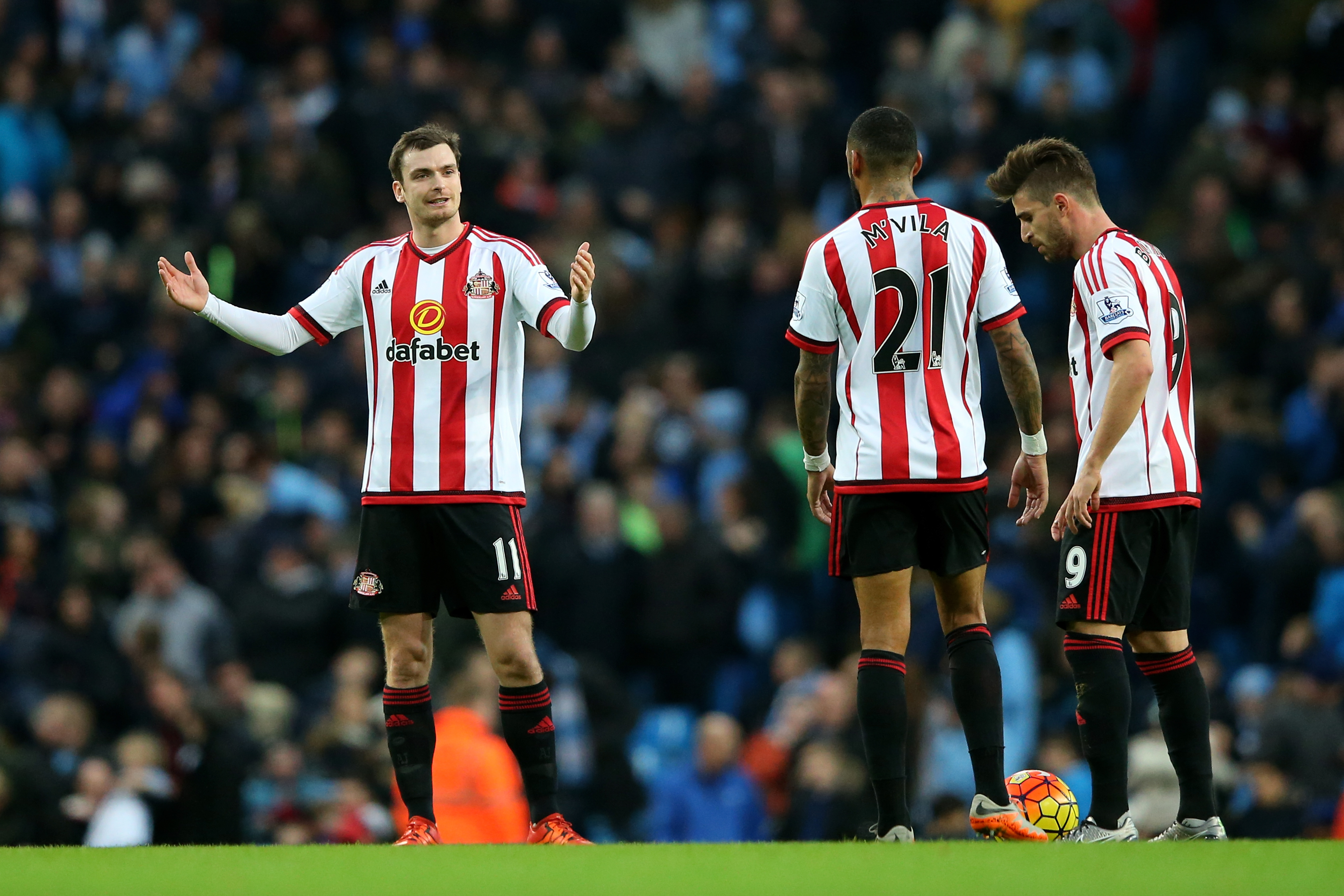 Adam Johnson Starts Prison Football Team With Other Paedos And Perverts GettyImages 502502826