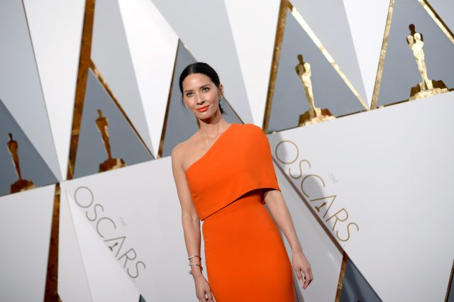 Olivia Munn Explains Why Shes Happy She Turned Down Deadpool GettyImages 513002908 640x426