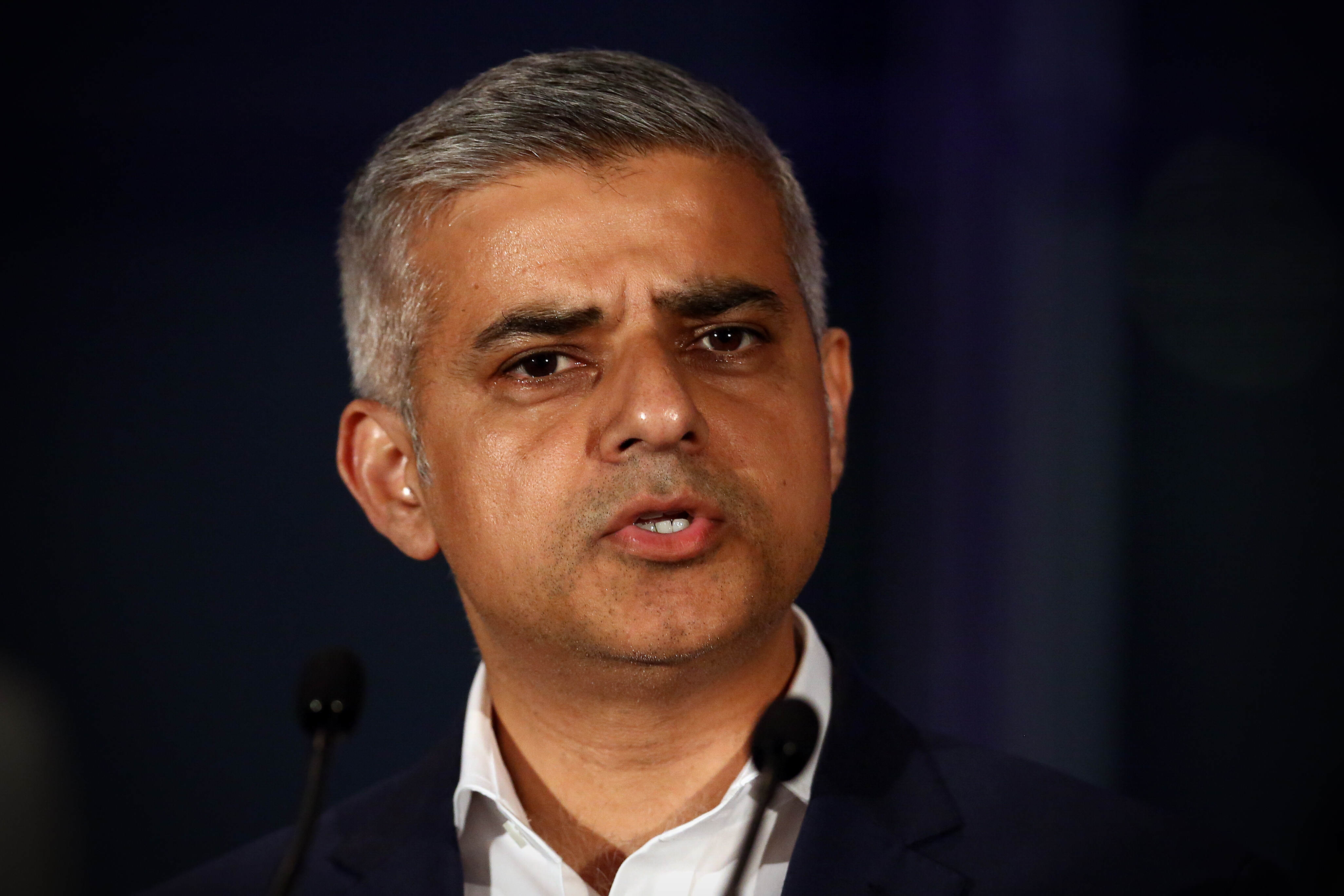 World Reacts To Sadiq Khans Monumental London Mayoral Victory GettyImages 528683768